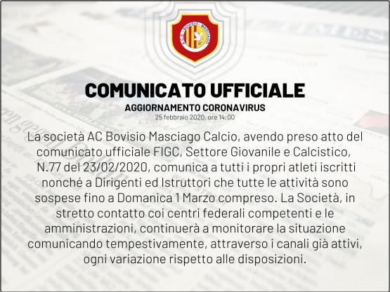 COMUNICATO SITO WEB (1)